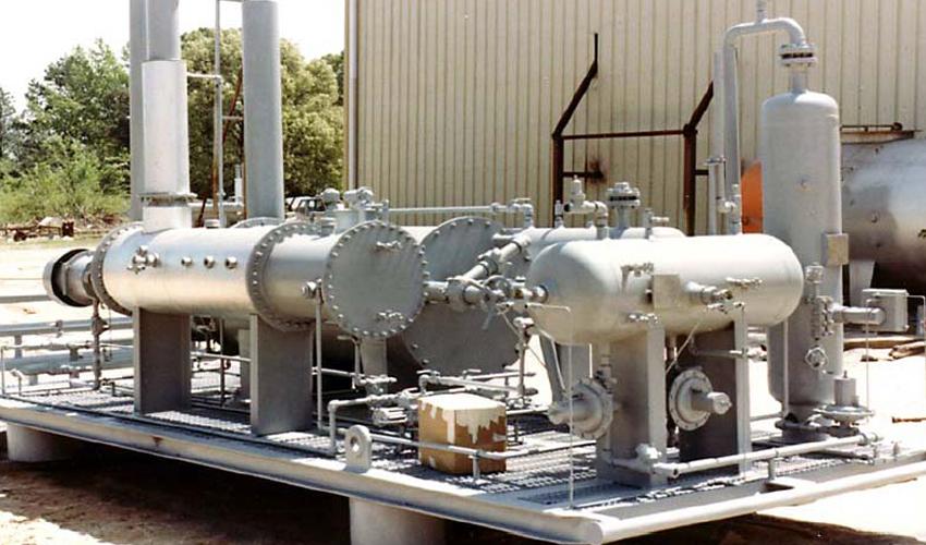 Fuel Gas Separator